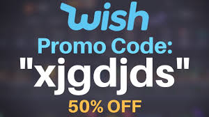 Wish Promo Code   Wish.com Coupon Code:
