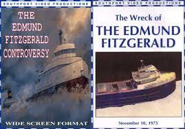 Edmund Fitzgerald Sinking Location by Edmund Fitzgerald Shipwreck And Expert Mark Gumbinger