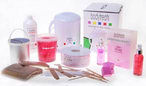 All over body waxing kit Bodytreats provides natural Australian