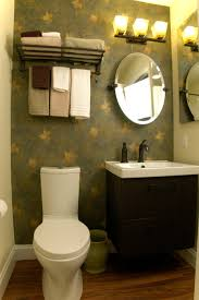 Placing New, Compact Kohler Toilet And IKEA Wall Mount Vanity Side ... Bathroom Shelving Units Shower Rack Walmart Pottery With Barn Canfield Hdware Rejuvenation Tile Tips For A Better Train Chrome Luggage Towel Railway Shelf With Bar Au Pottery Barn Train Rack Ideas Pinterest 2perfection Decor Ensuite Reno Reveal Taymor 02d1047corb Paris Hotel Or Style Extraordinary Otographs Mirror New Vintage Ashland Fixture Ebay Wall Mounted Wine Glass Your Bath Hotelstyle