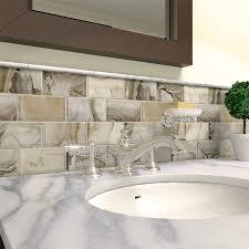 American Olean Mosaic Tile Canada by Interior Tumbled Stone Backsplash Lowes Subway Tile Subway