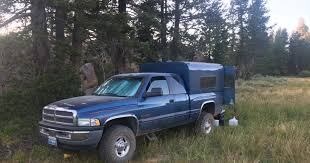 100 Pickup Truck Sleeper Cab Heres Whats Great And Notgreat About My DIY Truck Camping Setup