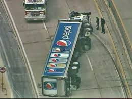 18-Wheeler Overturns On Dallas North Tollway - NBC 5 Dallas-Fort Worth Pepsi Truck Overturns In Creek The Jefferson Herald Alrnate Truck Routes Latest News Breaking Headlines And Top Victim Identified Chester Avenue Crash This Month Overturned Trucks Hersheys Candy Bait Fish Lobster Update 1 Driver Died Friday Killed I95 Wreck Near Hope Mills News Fayetteville Trang Phambui Trangphambui Twitter Dead After Car Crashes Into On Cumberland No Injuries Reported Amtrak Train Strikes Staunton Nissan Pickup Accident Hit Roadside Stock Photo Edit Now Crash