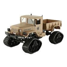 100 Truck Snow Tires Fayee FY001B RC Car RTR Khaki