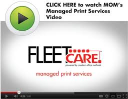 Managed Print Services MPS Modern fice Methods