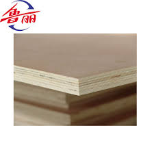 100 Finnish Birch Plywood China Luli Brand High Quality Commercial