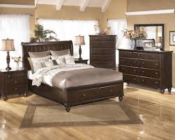 North Shore King Sleigh Bed by Camdyn Storage King Bedroom Set By Ashley Furniture House Ideas
