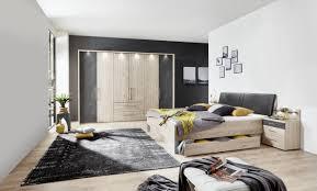 schlafzimmer eichefarben schieferfarben