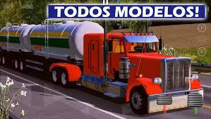 100 World Truck Simulator Skins Driving Apk Ndir Para Hileli Mod