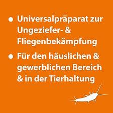 ardap ungezieferspray mit sofort langzeitwirkung insektenspray zur bekämpfung akutem ungeziefer insektenbefall bis zu 6 wochen wirksamer