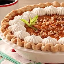 Storing Pumpkin Pie by Maple Pumpkin Pie Recipe Taste Of Home
