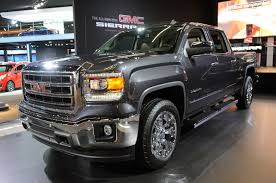 2014 GMC Sierra Z71: Detroit 2013 Photo Gallery - Autoblog Amazoncom Qx6105 All American Trucks 3 1953 Gmc Truck 1997 First Drive Preview 2019 Sierra 1500 At4 And Denali Topworldauto Photos Of Ford F650 Photo Galleries Ironhide Edition Topkick 6500 Pickup By Monroe Photo C4500 For Sale Nationwide Autotrader Resultado De Imagem Para Caminhonete Gmc Transformers Ford Trucks Gmc From Transformers Transforming A A 4 Called Hound Is Okosh Defense M1157 A1p2