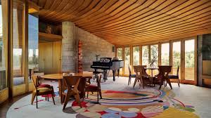 100 Frank Lloyd Wright Houses Interiors 10 Events Celebrating 150th Anniversary Of