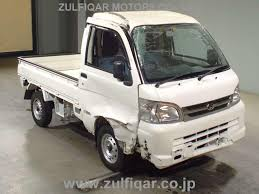 100 Hijet Mini Truck Used Daihatsu 2014 Aug White For Sale Vehicle No ZA62511