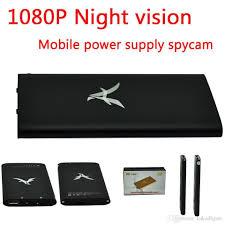 Mini Hidden Camera For Bathroom by Power Bank Mini Spy Camera 1080p Night Vision A5 Mobile Power