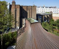 100 Notting Hill Houses House In A Garden In London By Gianni Botsford Architects