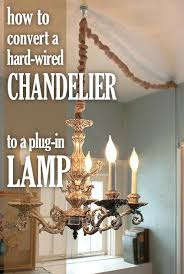 Swag Chandelier Plug In Perfect On Dining Room Within Lovable Chandeliers Regarding