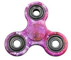 D JOY New Style Premium Tri Spinner Fidget Toy With Hybrid Ceramic Bearing
