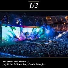 Deus Ex Machina Smashing Pumpkins by Reliquary U2 2017 07 16 Here We Are Again In The Eternal City