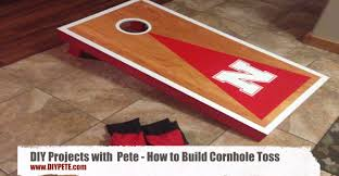 How To Build Cornhole Toss Boards