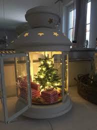 laterne mit mini weihnachts wohnzimmer so süß