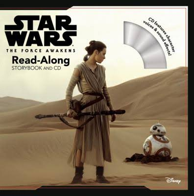 Star Wars The Force Awakens: Read-Along Storybook & CD