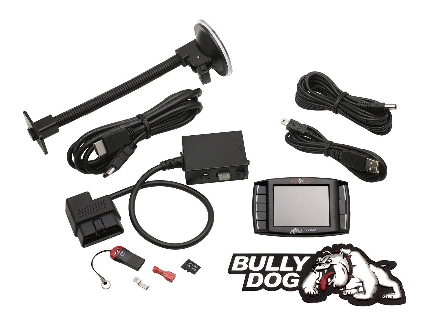 Bully Dog Gt Platinum Gas Tuner Programmer