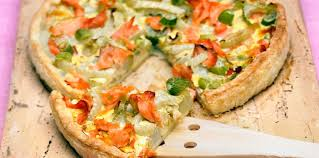 fenouil cuisiner tarte fenouil saumon facile et pas cher recette sur cuisine actuelle