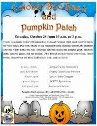 Hurricane Utah Pumpkin Patch by Crosby U0027s Annual Boo Bash Festival Offers Free Children U0027s