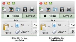 fice for Mac 2011 Retina update not working — Fix