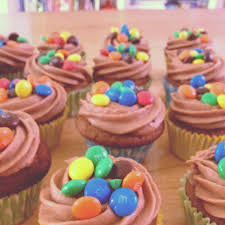 Easy To Make Kids Birthday Cupcakes