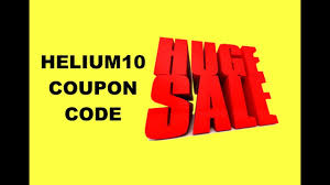 Helium 10 Coupon Code - (10% OFF + 3 FREE Months) Chrome Extension