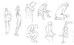 Stefans Sketch Blog More Life Drawing On The IPad