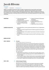 Resume English Example Uk Curriculum Vitae Sample For Teachers