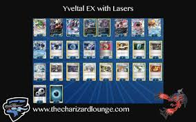 yveltal ex with darkrai gx and lasers the charizard lounge