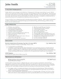 It Security Manager Resume Sample Professional Format For Experienced Information