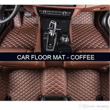 Car Floor Mats by 2018 Custom Fit Car Floor Mats For Mercedes A C W204 W205 E
