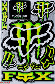 Monster Energy Clipart Dirt Bike