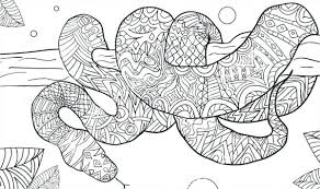 Ninjago Coloring Pages Of Snakes Snake Page Ideas