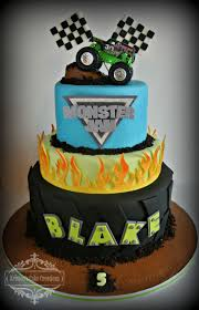 99 How To Make A Monster Truck Cake Jam Birthday Img 5892 Shocking S Designs