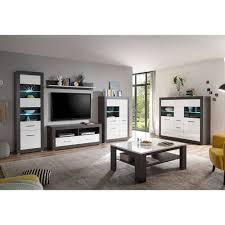 moderne wohnzimmer möbel im set istensa 6 teilig