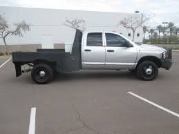 100 Dodge Dually Trucks For Sale USED 2004 DODGE RAM 3500 FLATBED TRUCK FOR SALE IN AZ 2308