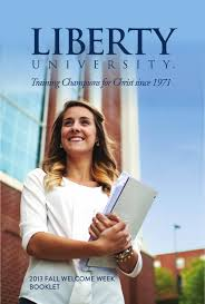 Sevis Login Help Desk by Fall Welcome Week Booklet By Liberty University Issuu