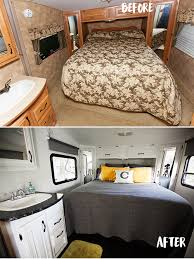 Camper Remodel To Bright Modern Want Do This Our Rv