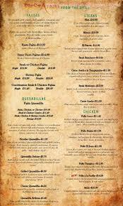 El Patio Bluefield Va Menu by Online Menu Of La Fiesta Restaurant Bluefield Virginia 24605