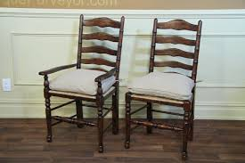 Rustic Ladder Back Dining Chairs With Factory Distressed Finish 6 Ladder Back Chairs In Great Boughton For 9000 Sale Birch Ladder Back Rush Seated Rocking Chair Antiques Atlas Childs Highchair Ladderback Childs Highchair Machine Age New Englands Largest Selection Of Mid20th French Country Style Seat Side By Hickory Amina Arm Weathered Oak Lot 67 Set Of Eight Lancashire Ladderback Chairs Jonathan Charles Ding Room Dark With Qj494218sctdo Walter E Smithe Fniture Design A 19th Century Walnut High Chair With A Stickley Rush Weave Cape Ann Vintage Green Painted