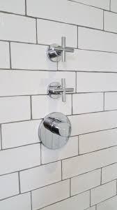 Dornbracht Kitchen Faucet Rose Gold dornbracht x tool tara shower valve with two cross handle valves
