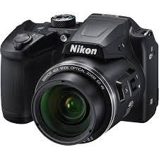 Nikon COOLPIX B500 Digital Camera Black B&H Video
