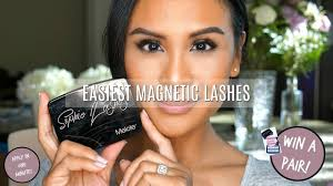 EASIEST MAGNETIC EYELASHES!! Lashpro Accelerator Course Sugarlash Pro Diy Magnetic Eyelashes Emmy Coletti Beautyy In 2019 Lashd Up Full Eyes Natural Look Grade A Silk No Glue Child Cancer Partner 3 One Two Cosmetics Half Length Lashes Lash Next Door Mascara Inc Australasia Issue By Chrysalis House Publishing Magnetic Lashes Indepth Review Demo Home Eyelash Review Are They Worth The Hype Eyelashes False Similar Ardell Ebook From Luvlashes Storefront All You Need To Review Coupon Code