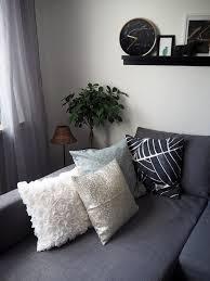 interior wohnzimmer update zartes grün dekorieren skön